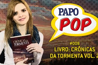 Papo Pop #008 – Livro: Crônicas da Tormenta Vol.2, da Jambô Editora