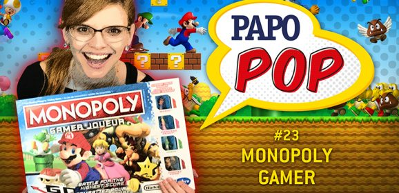 Papo Pop #24 – Monopoly Gamer (board game)