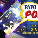Papo Pop #23 – Xia, Legends of a Drift System (board game)