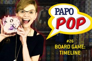 Papo Pop #26 – Timeline (board game)