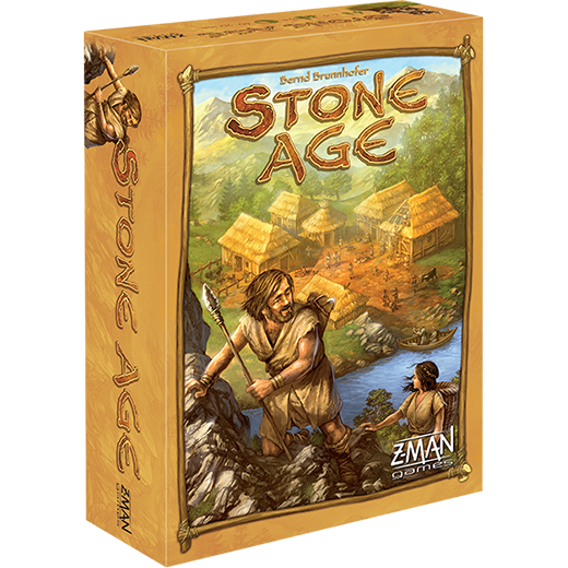 Stone Age resenha
