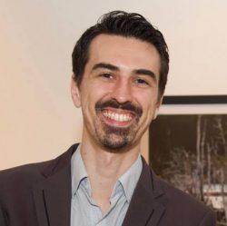Lucas Borne, autor de O Labirinto de Tapista