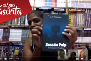 Diário de Escrita 40 – Curtos & Fantásticos feat. João Victor Teixeira