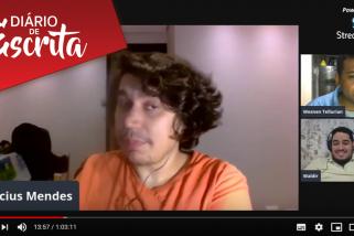 Diário de Escrita 51 – Curtos & Fantásticos feat. Luiz Calmon