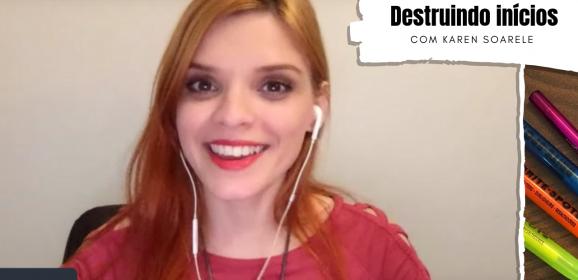 Destruindo Inícios 4 – Como melhorar um início de livro chato